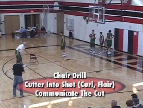 Chair Shooting Drill